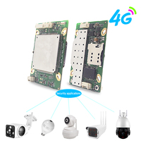 3G 4G Module for Wireless 3G 4G IP Camera Wifi cctv Camera Unlocked ZTE AF760 3G 4G Monitoring Module Group for Outdoor Camera
