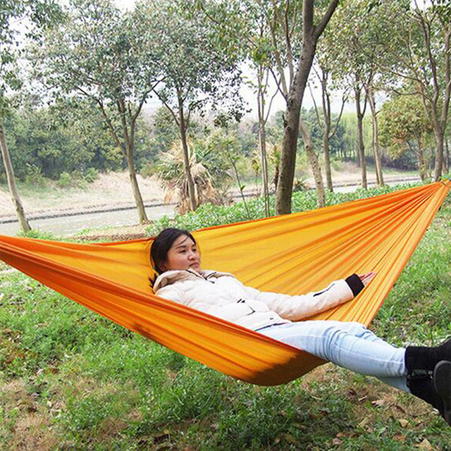 2017 new outdoor garden hammock hang super light parachute cloth hammock travel leisure camping double hammock 2017 new outdoor garden hammock hang super light parachute cloth      rh   aliexpress