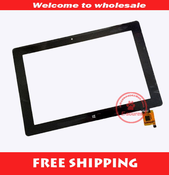 цена на 10.1 inches original Haier W1048S capacitive touch screen external screen panel glass digitizer overlay kit DY10121 (V2)