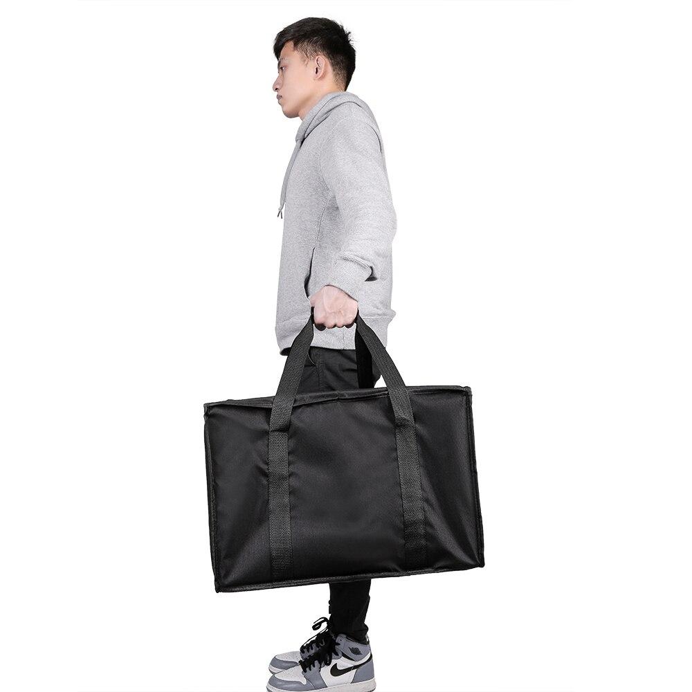 isolado bolsa grande premium alças