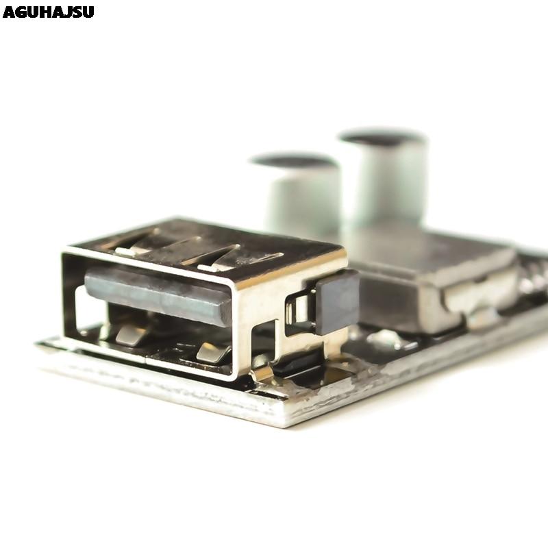 QC3.0 QC2.0 USB DC-DC Buck Converter Lade Step Down Modul 6-32V 9V 12V 24V zu Schnell schnell Ladegerät Circuit Board 3V 5V 12V