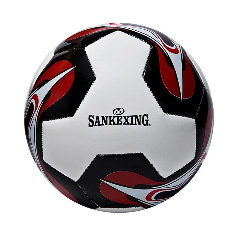 SANKEXING 2018 New  PU Soccer Ball Slip-Resistant Standard Size 5 Football Ball Soccer Ball