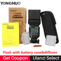 YONGNUO YN968N Wireless Flash Speedlite TTL 1 8000 Equipped With LED For Nikon DSLR Compatible With