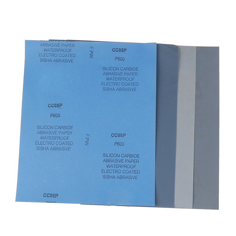 Hot! 1Pc Grit 800-5000 Wet And Dry Polishing Sanding Wet/dry Abrasive Sandpaper Paper Sheets Surface Finishing Made