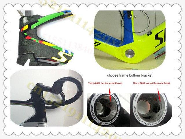 Painting custom Light weight Full carbon fiber Road bike DI2 frame factory wholesales carbon fiber road bike frame smileteam 2018 new carbon fiber road bike frame di2