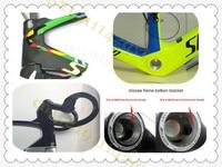 Painting Custom Light Weight Full Carbon Fiber Road Bike DI2 Frame Factory Wholesales Carbon Fiber Road