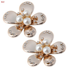 Buy diy pearl shoes accessories and get free shipping on AliExpress.com a07466a28ac4
