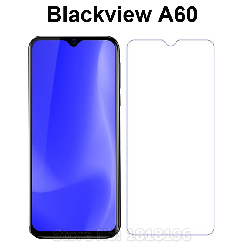 Blackview A60 Tempered Glass Ultra-thin Protective Mobile Phone Front Film Screen Protector for Blackview A60 Case Glass Cover