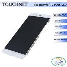 Ограниченное предложение 100% новый хорошее испытания IPS ЖК-дисплей Дисплей для Huawei p9 плюс ЖК-дисплей Дисплей смартфон