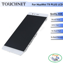 100% New Good Tested IPS LCD Display For Huawei P9 Plus LCD Display Smartphone