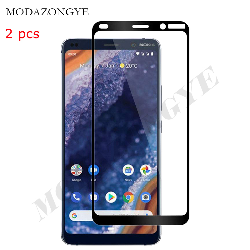 Tempered Glass For Nokia 9 PureView Screen Protector Nokia9 PureView Screen Protector For Nokia 9 PureView TA-1087 TA-1082