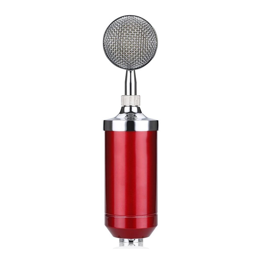 Niedrigerer Preis Mit Bm8000 Miniphone Linie Metall Shock Mount Kit Rot Miniphone Sets