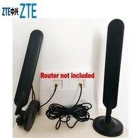 2x SMA Порты и разъёмы zte Mf253s 4 аппарат не привязан к оператору сотовой связи антенна CPE для huawei B310/B315 антенна маршрутизатора
