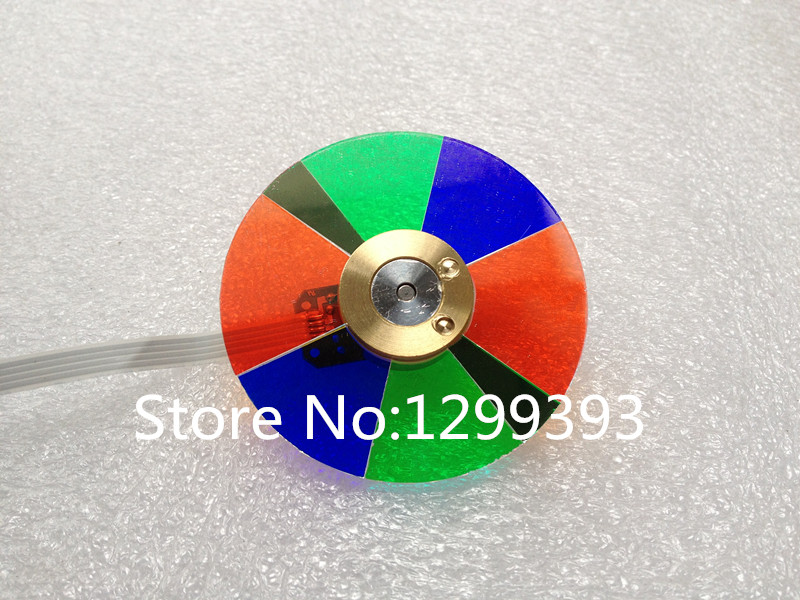 Projector color wheel for Optoma H78 projector color wheel for optoma x303 free shipping