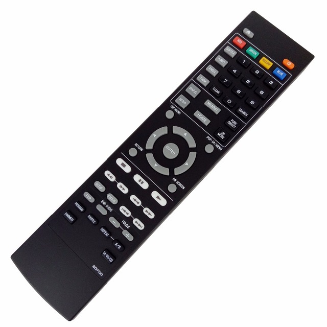 US $16 6 17% OFF|NEW Original remote control For YAMAHA Audio/Video AV  Receiver BDP130 BDP131-in Remote Controls from Consumer Electronics on