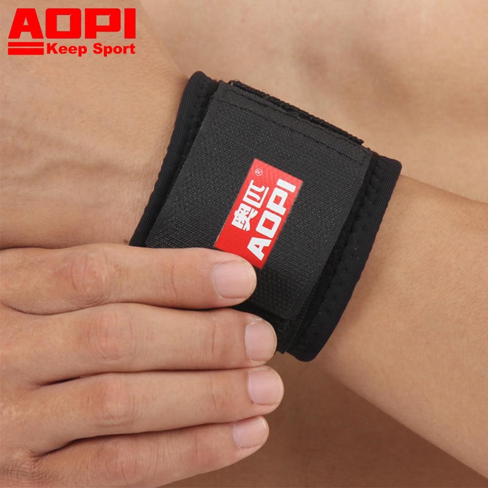 AOPI Brand NEW Білек Қолдау Brace Фитнес Cotton - Спорттық киім мен керек-жарақтар - фото 4