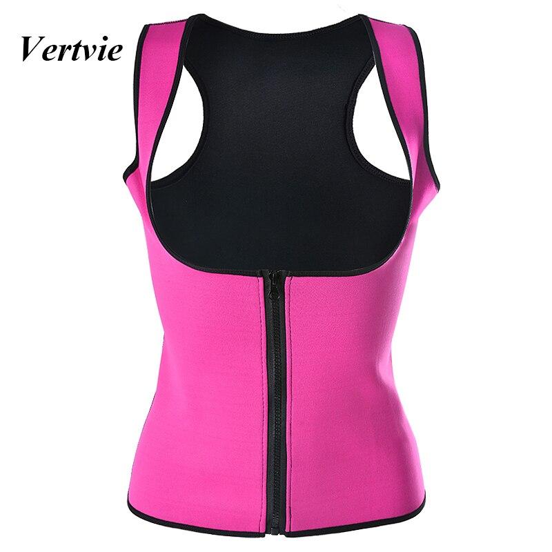 Vertvie Women Sport Slimming Belts Sweatband Waist Support High Quality Running Gym Vest Slim Waist Belt Plus Size Female Corset