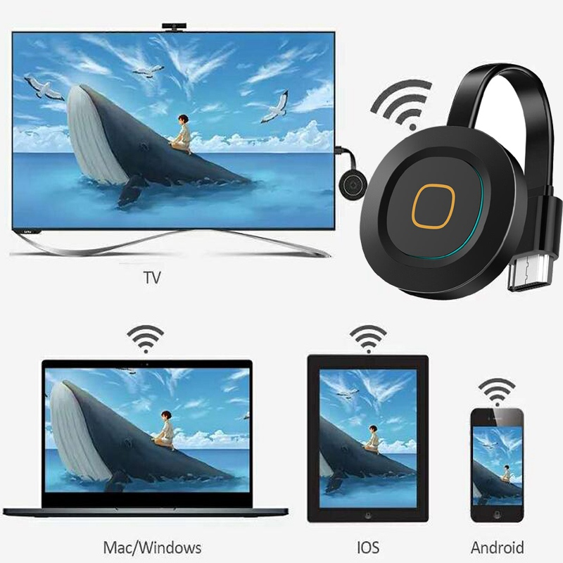 MiraScreen G11A 4K TV Stick 2,4G 5G Smart TV Dongle Wireless HDMI Display Empfänger DLNA Airplay Miracast anycasting für telefon TV