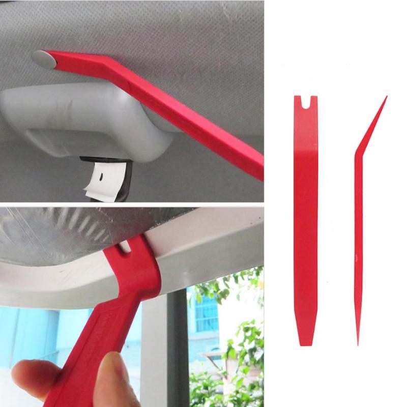 Image 5 - 11/19 個車の解体ツール dvd ステレオ修理されたキットインテリアプラスチックトリムパネルダッシュボードインストール除去修復ツール工具セット   -