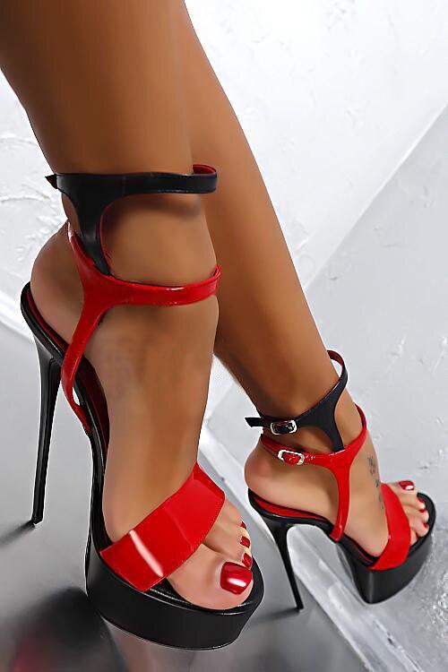 2017 New Arrival Summer Dress Shoes Women Patchwork Stiletto Heel Buckle Strap Sandal Vintage Gladiator Sandals женское платье summer dress 2015cute o women dress