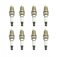 8pieces Car Spark Plugs For Jaguar s Type Xf Landrover Discovery Range Rover 4.2l Iridium Platinum Ifr5n10 7866