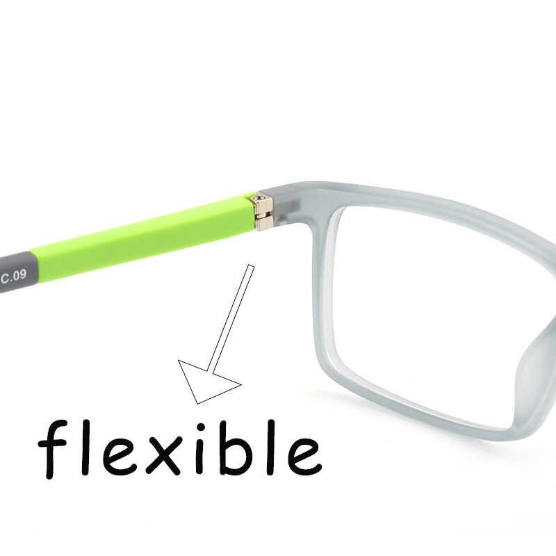 Kirka Crianças Óculos TR90 Armações de óculos Armações de Óculos Óculos de Armações para Crianças Dos Miúdos Macio Flexível Crianças Óculos Ópticos Quadro