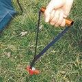Al aire libre tienda de campaña peg removedor de correa de accesorios de la tienda azul profundo con orange (25 cm) envío gratuito