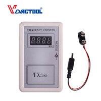 무료 배송 txzone 무선 주파수 카운터 테스터 250-450 mhz 주파수 원격 리더 원격 컨트롤러 txzone