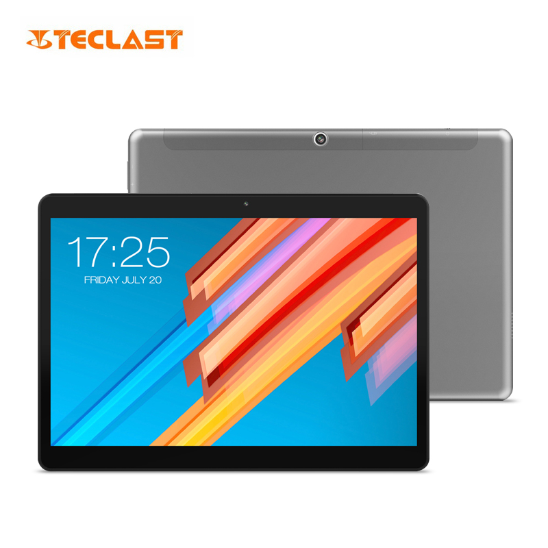 10.1 inch 2560*1600 Tablet PC Teclast M20 MT6797 X23 Deca Core Android 8.0 4GB RAM 64GB ROM Dual 4G PhoneDual Wifi 2.4G/5G