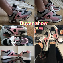Shoes Women 2018 Fashion Sneakers Women basket femme Comfortable Mesh Laceu Sneakers Women Chaussure Femme Women Vulcanize Shoes