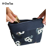 Creative Design MINI Women Carry Pouch Small Cosmetic Bag Storage Travel Make up Toiletry Bags Makeup Organizer