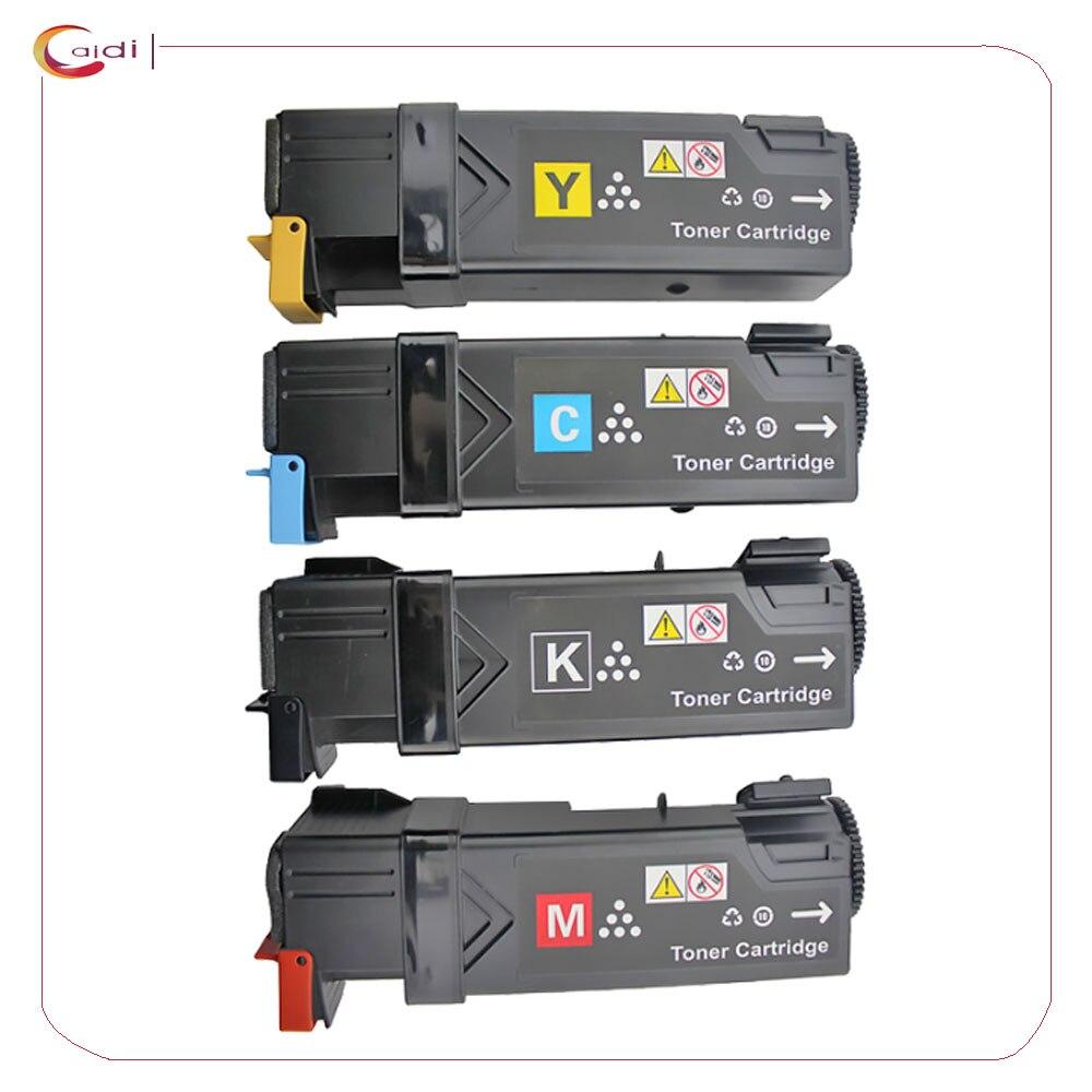 цена на (Black/Cyan/Magenta/Yellow) Compatible Toner Xerox Phaser 6125 6125N- 106R01331 106R01332 106R0133 106R01334 toner