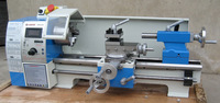 Токарные станки мини Bench Токарные станки машина бытовой Токарный станок по дереву машина деревянные машины инструменты wm210v 600 Вт
