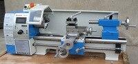 Токарный станок мини Токарный станок для шлифовки бытовой Токарный станок по дереву машина деревянные машины инструменты WM210V 600 Вт