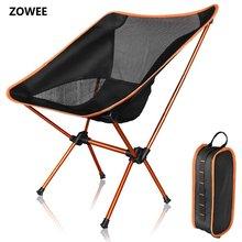 Dropshipping Tragbare Leichte Angeln Stuhl Solide Camping Hocker Klapp Outdoor Möbel Garten Tragbare Ultra Licht Stühle