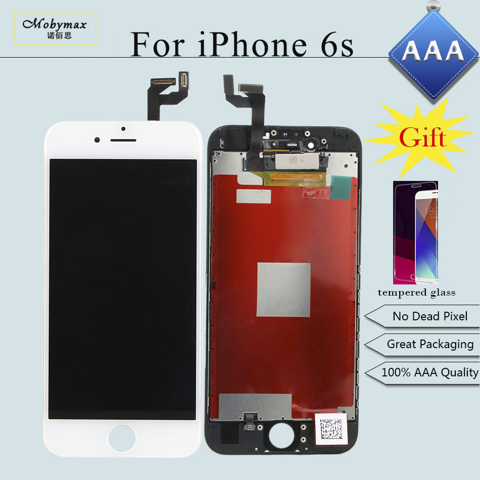 Ecran for iPhone 6S A1633 A1688 A1700 LCD Display Touch Screen Replacemet Digitizer Assembly Pantalla 5s 6 A1586 A1549 Display