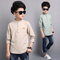 children shirts for boys clothes fashion kids boys shirts spring cotton autumn children clothing kids clothes for boy
