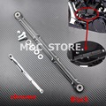 Black/Chrome Color Parts AN Style Motorcycle CNC Gear Shift lever Shift Linkage 31 CM Fit For Harley