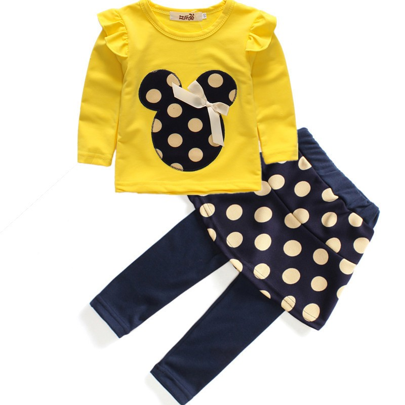 Toddler Girls Clothes Sets (1)