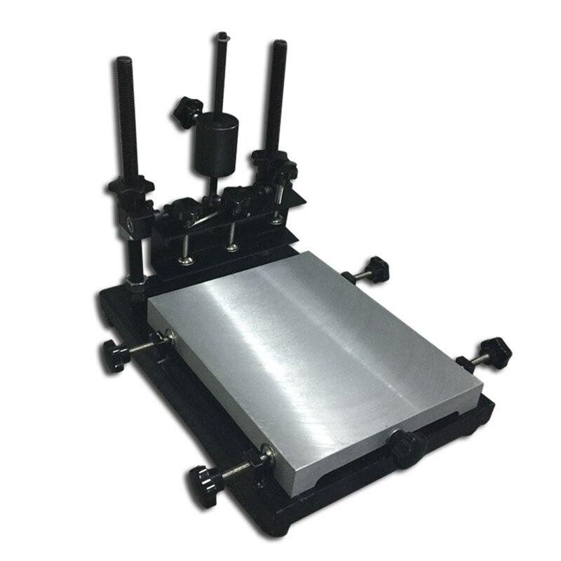 Sonderabschnitt Protable Hand Siebdruck Maschine Mit Aluminium Rahmen Und Rakel
