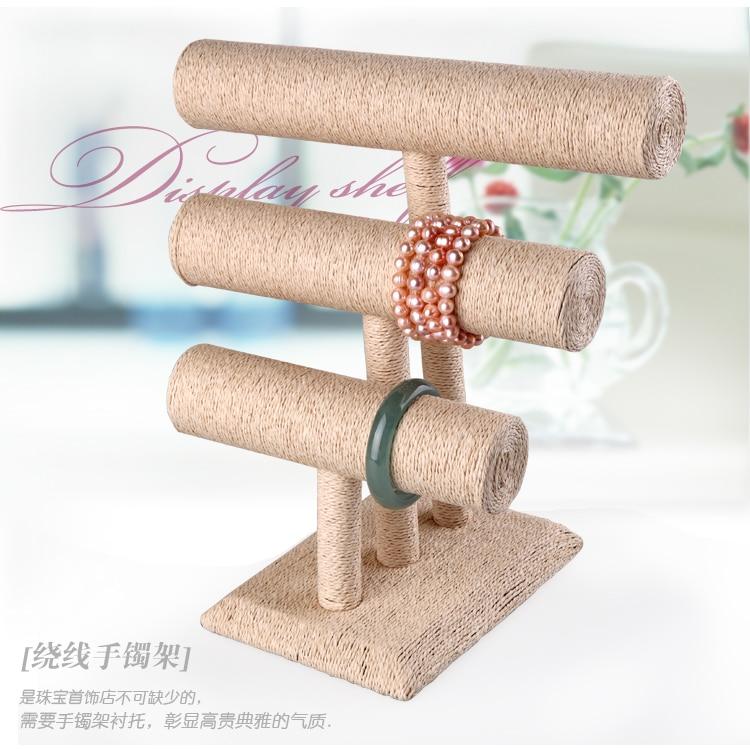Diy 3 Tier Jewelry Stand: New Large 3 Tier Bracelet Holder Jewelry Bracelet Display