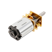 UXCELL(R) High Quality 1Pcs Micro Gear Motor DC 3V 100RPM Mini Speed Reducer Box for RC Car Robot Model DIY Toy