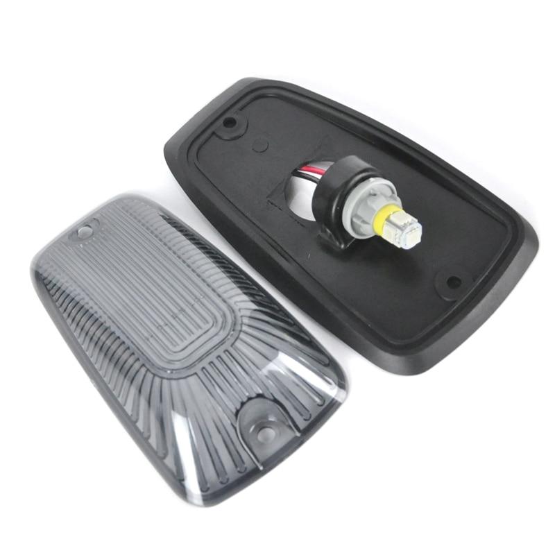 BORUiT 5pcs Καπνιστό φακό 3000K κίτρινο LED - Φώτα αυτοκινήτων - Φωτογραφία 4