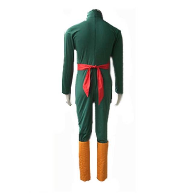 Rock Lee cosplay costume