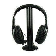 Professional FM Audio Radio FM Headphone Convenient Computer PC Wireless Bass Effect Headset For MP3 CD