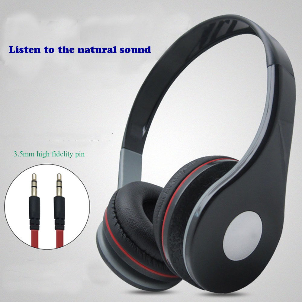 Hot selling Stereo Bass Headphones3.5MM Gaming Headset Auricular Music Earphone Fone De Ouvido For Xiaomi IPhone Computer PC MP3 hot sale ttlife noise cancelling headphones fone de ouvido bluetooth 4 1 headset portable bass stereo gaming earphone for gamer