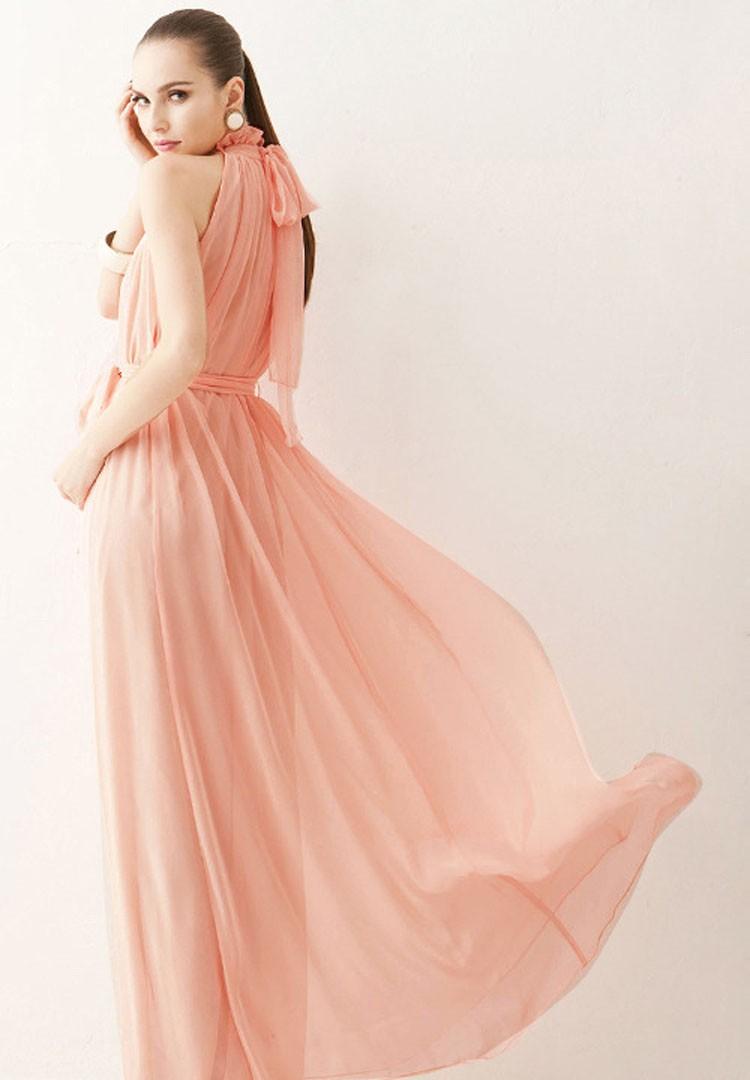 Women Summer Bohemian Style Long Chiffon Dress Ladies Clothes Pregnant Maternity Dresses Maternidade Pregnancy Clothing 8