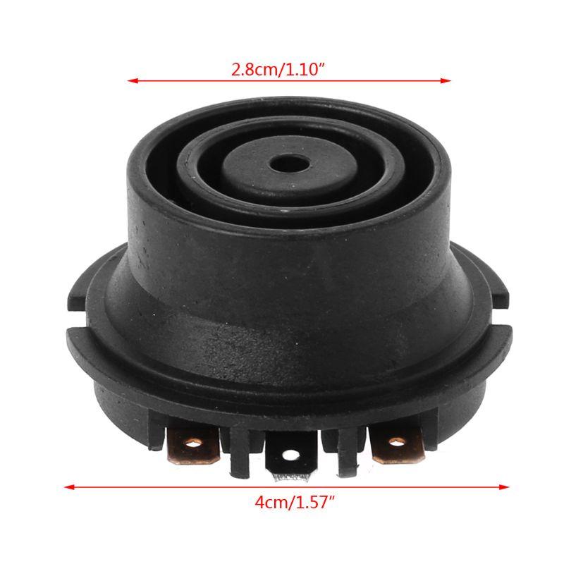 Ersatz AC 250V 13A Temperatur Kontrolle Wasserkocher Thermostat Top Basis Sockel