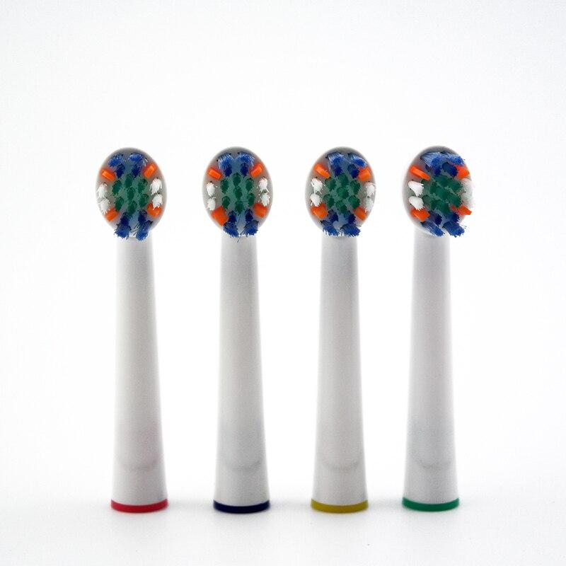 4X Replacement Brush Heads YE625 For Braun Oral B D12,D16,D29,D20,D32,OC20,D10513, DB4510k  3709 3757 D19 OC18 D811 D9525 D9511