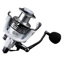 2017 New Ball Bearings 13+1BB Spinning Fishing Reel with Exchangeable Handle for Casting Line Magnetic sub-round Spinning wheel